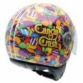 NZI Κράνος Zeta Sugarbaby CANDY CRUSH® Limited Edition ΚΡΑΝΗ